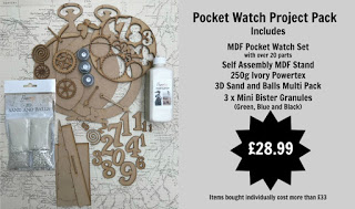 Powertex March Project Pack Watch