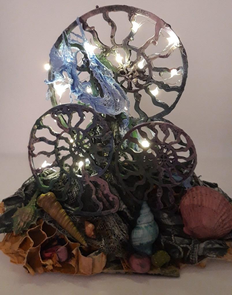 Powertex Ammonite Light
