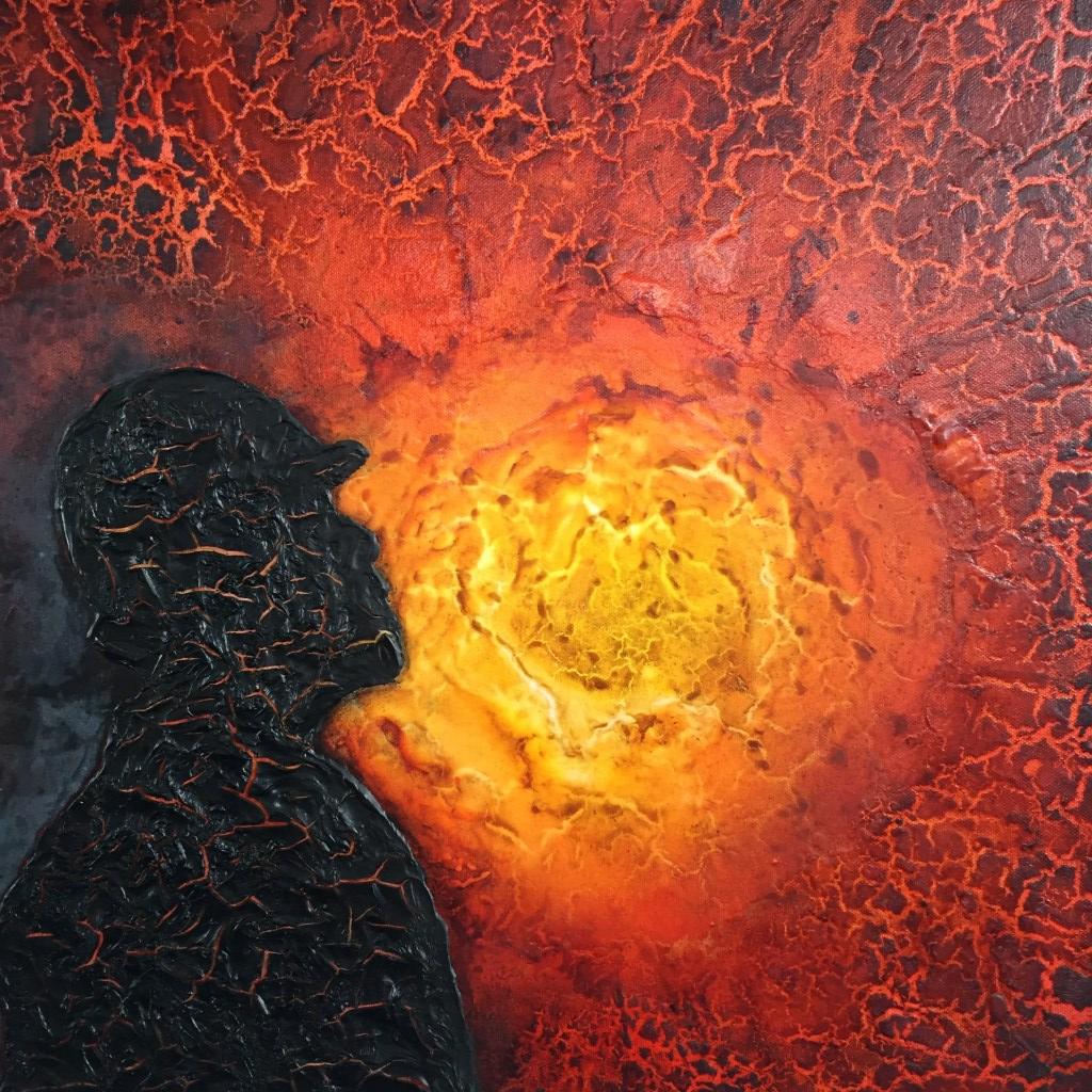 Powertex art by Annette Smyth