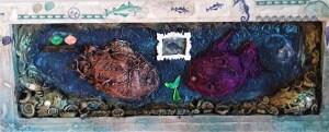 Fish Canvas Subscription Box by Jill Cullum