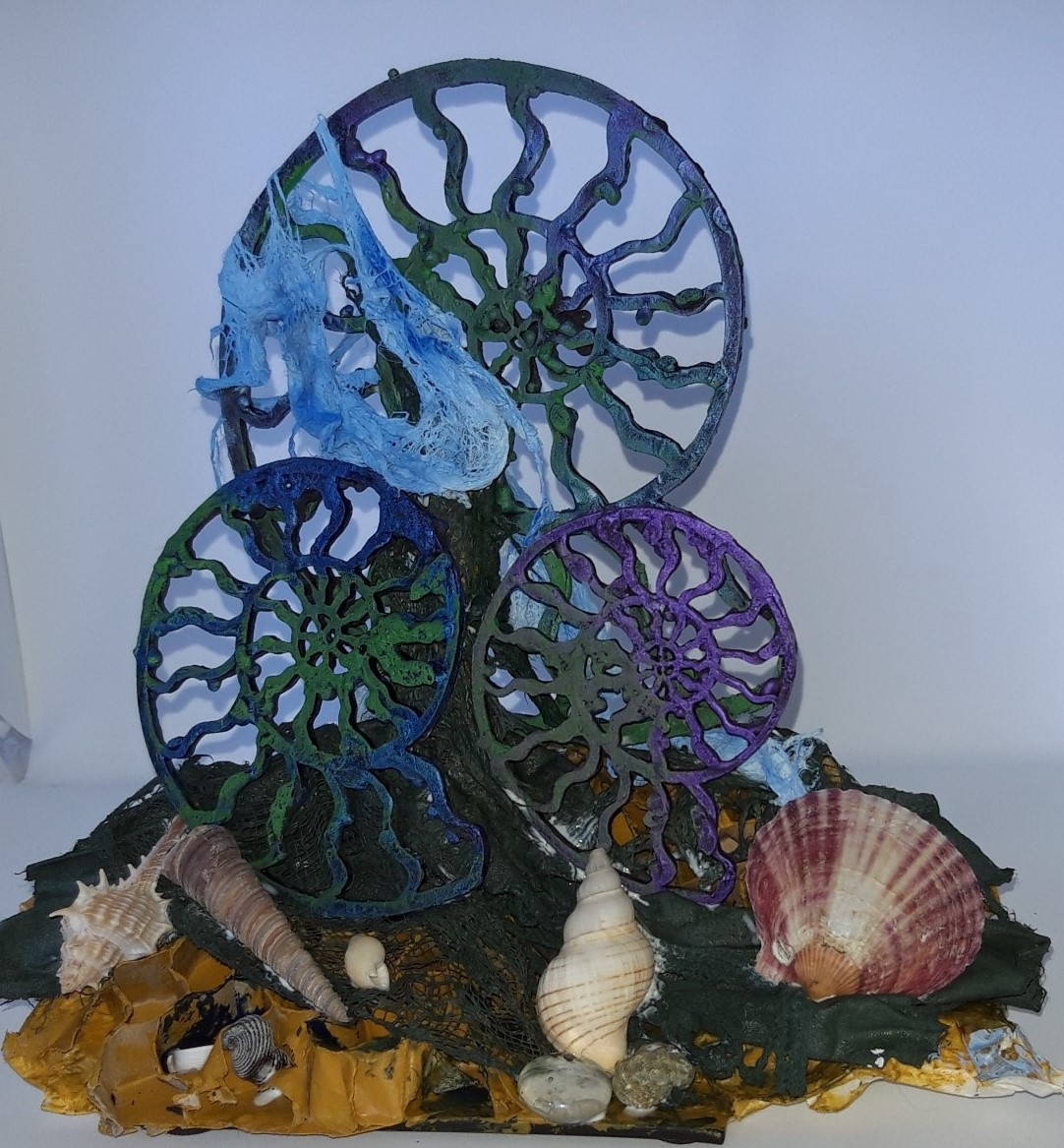 Powertex Ammonite Light