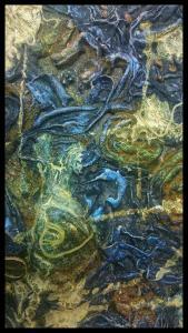 Vincent Van Gogh style Powertex