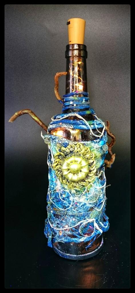 Van Gogh Powertex bottle