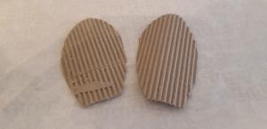 corrugated card ears
