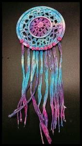 Create the dreamcatcher