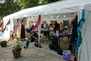Marquee Garden Party bunting