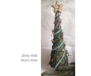 Christmas tree by Jinny Holt Powertex