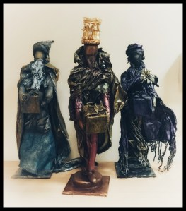 Three kings by Donna