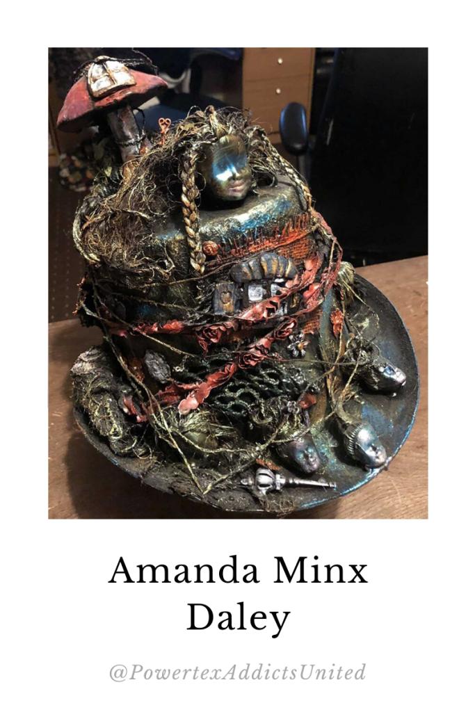 Powertex UK Monthly Challenge Amanda Minx Daley