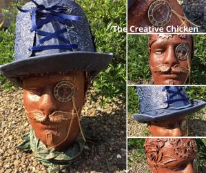 Steampunk Stanley by The Creative CHicken