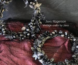 Jaxs Rogerson Wreath Christmas Powertex