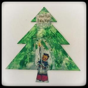 A nostalgic WInters Tale with Powertex by Donna Mcghie