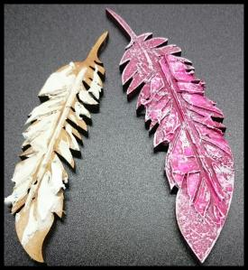 mdf feathers