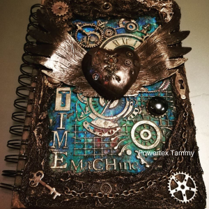 Powertex Steampunk challenge art by Powertex Tammy